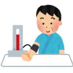 血圧測定「
